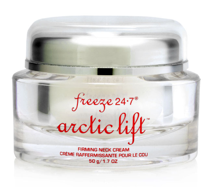 ArcticLift Firming Neck Cream | Freeze 24/7 | b-glowing