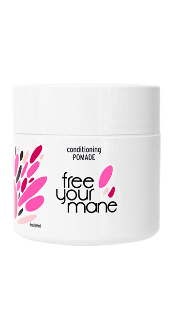 Conditioning Pomade | Free Your Mane | b-glowing