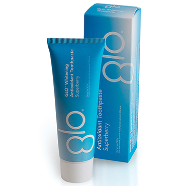 GLO Whitening Antioxidant Toothpaste | GLO Science | b-glowing