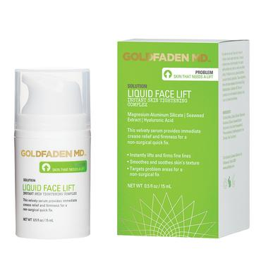 Liquid Face Lift | Goldfaden MD | b-glowing