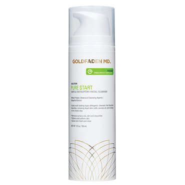 Pure Start - Detoxifying Facial Cleanser