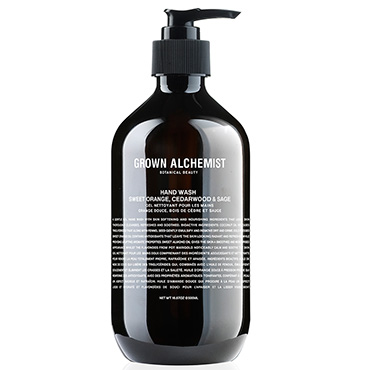 Hand Wash: Sweet Orange, Cedarwood & Sage -  500ml