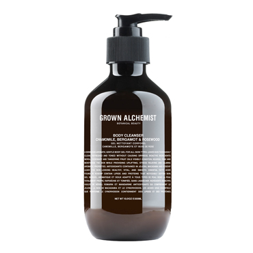 Body Cleanser: Chamomile, Bergamot & Rosewood - 500ml | Grown Alchemist | b-glowing