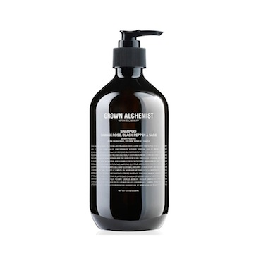 Shampoo: Damask Rose, Black Pepper & Sage - 500ml