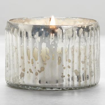 Balsam and Cedar Demi Mercury Candle | Illume | b-glowing