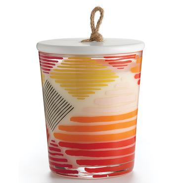 Desert Tulip Large Boho Jar | Illume | b-glowing