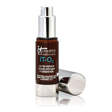 IT-O2 Ultra Repair Liquid Oxygen Foundation | It Cosmetics | b-glowing