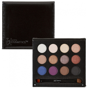 Luxe Eye Shadow Palette | it Cosmetics | b-glowing