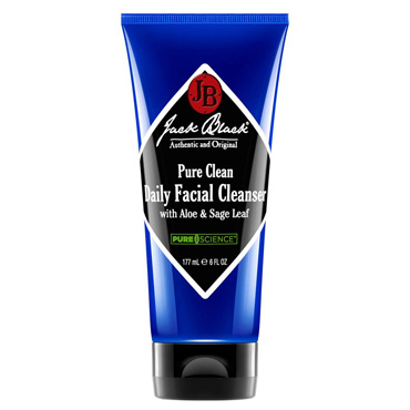 Pure Clean Daily Facial Cleanser - 6 oz | Jack Black | b-glowing