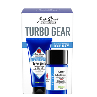 Turbo Gear | Jack Black | b-glowing