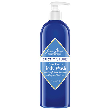 Clean Cream Body Wash - 33 oz | Jack Black | b-glowing