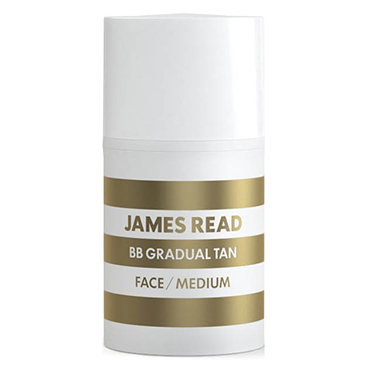BB Gradual Tan Face | James Read | b-glowing