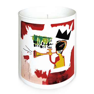 """Trumpet"" Perfumed Candle 