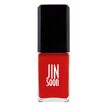 Pop Orange Nail Lacquer | JINsoon | b-glowing