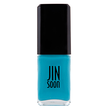 Poppy Blue Nail Lacquer | JINsoon | b-glowing