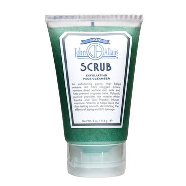 Scrub Exfoliating Face Cleanser