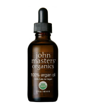 100% Argan Oil | John Masters Organics | b-glowing