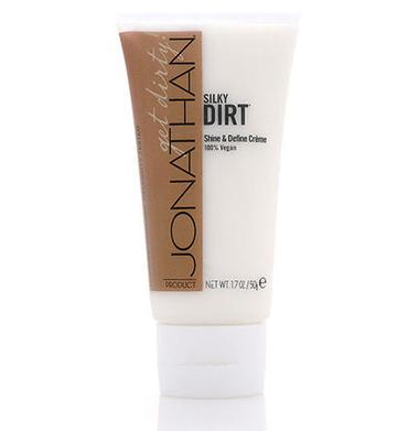 SILKY DIRT Shine and Define Crème - Travel Size | Jonathan Product | b-glowing