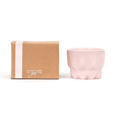 Blush Prism Candle | JOYA | b-glowing