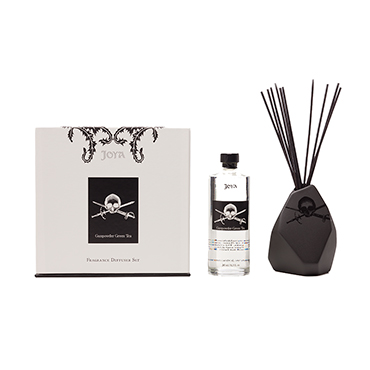 Gunpowder Green Tea Diffuser Set