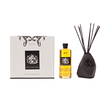 Jasmine Absolute & Sugar Diffuser Set