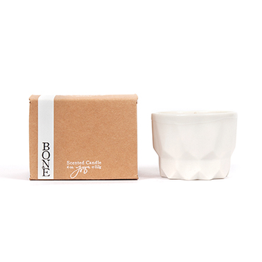 Bone Prism Candle | JOYA | b-glowing