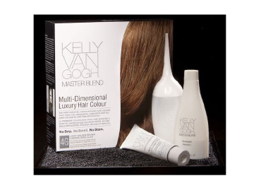 Master Blend Multi-Dimensional Luxury Hair Colour Kit | Kelly Van Gogh | b-glowing