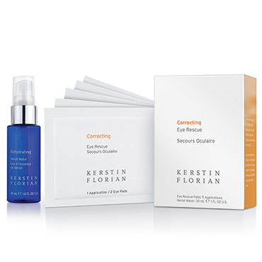 Correcting Eye Rescue Kit | Kerstin Florian | b-glowing
