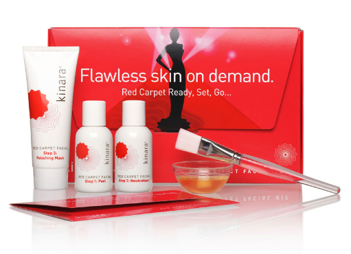 Red Carpet Facial Kit