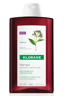 Shampoo with Quinine and  B Vitamins 13.4 oz