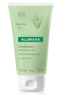 Conditioner with Papyrus Milk | Klorane | b-glowing