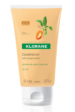 Conditioner with Mango Butter | Klorane | b-glowing