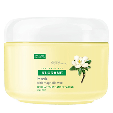 Mask with Magnolia | Klorane | b-glowing