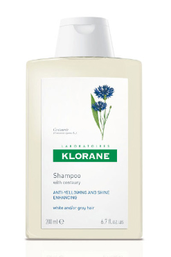 Shampoo with Centaury for White and Grey Hair