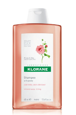 Shampoo with Peony | Klorane | b-glowing