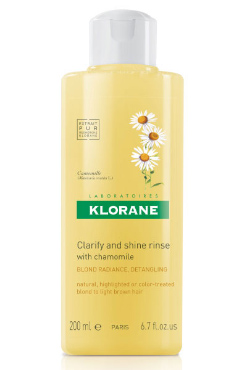 Clarify and Shine Rinse with Chamomile