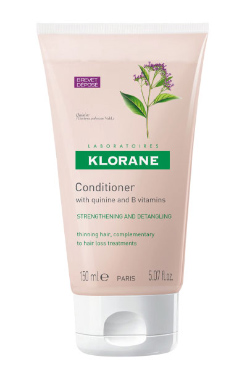 Conditioner with Quinine and  B Vitamins