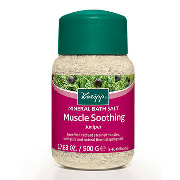 Muscle Soothing Mineral Bath Salt