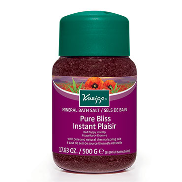 Pure Bliss Mineral Bath Salt