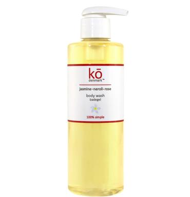 Organic Jasmine + Neroli Body Wash | ko denmark | b-glowing