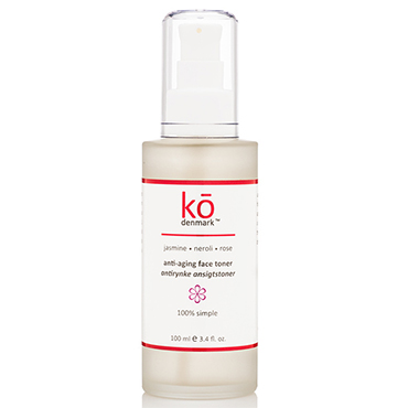 Anti-aging Jasmine Neroli Rose Face Toner | ko denmark | b-glowing