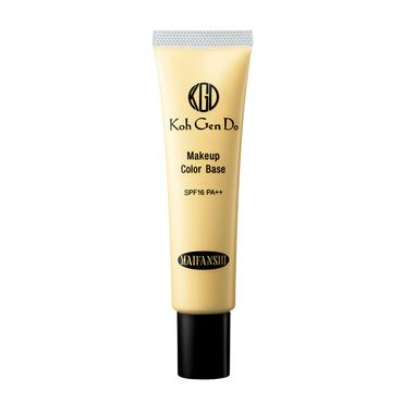 Makeup Color Base Yellow | Koh Gen Do | b-glowing