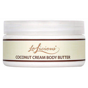 Coconut Body Butter | LaLicious | b-glowing