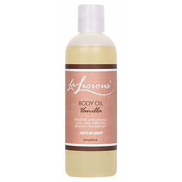 Vanilla Body Oil | LaLicious | b-glowing