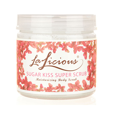 Limited Edition Sugar Kiss Super Scrub - 32oz