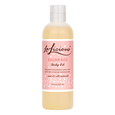 Sugar Kiss Body Oil | LaLicious | b-glowing