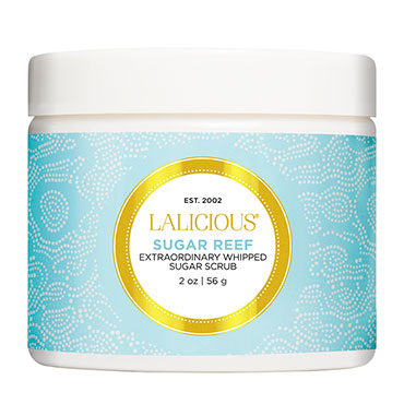 Sugar Reef Sugar Scrub - 2 oz. | LaLicious | b-glowing