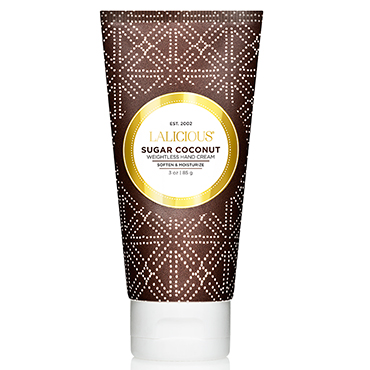 Sugar Cocout Hand Cream | LaLicious | b-glowing