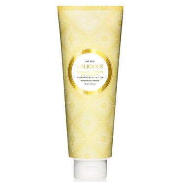Sugar Lemon Blossom Body Butter | LaLicious | b-glowing