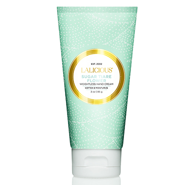 Sugar Tiare Flower Hand Cream | LaLicious | b-glowing